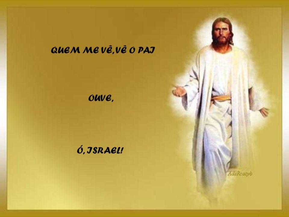 Eu TE escuto, ó PAI, E tua palavra é suave melodia Que até os confins da terra vai, Levando segurança, paz e alegria!