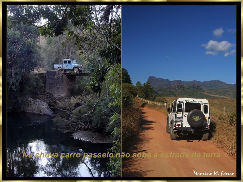 POUSADA DO LADO DE LÁ – http://www.doladodela.com.br/pousada.html Localização geográfica: S 22° 02' 370