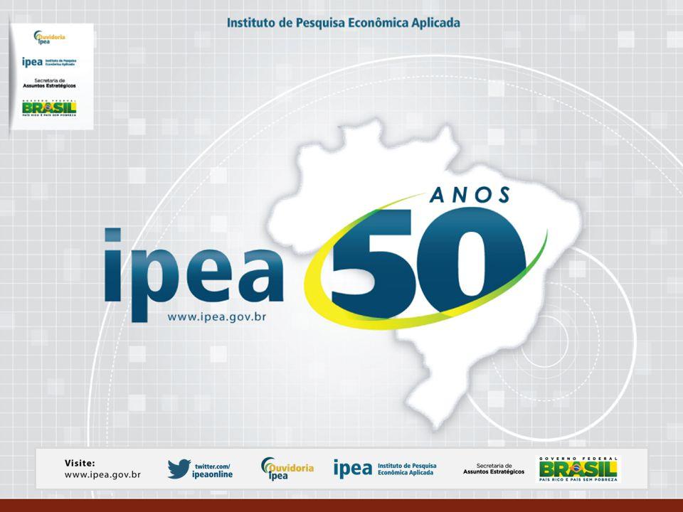 Apresentação da publicação: Texto para Discussão do Ipea no 1941 Seminário Casos Reais de Implantação do Modelo de Gestão do Conhecimento (GC) para a Administração Pública Brasileira 09 de abril de 2014 Brasília/DF