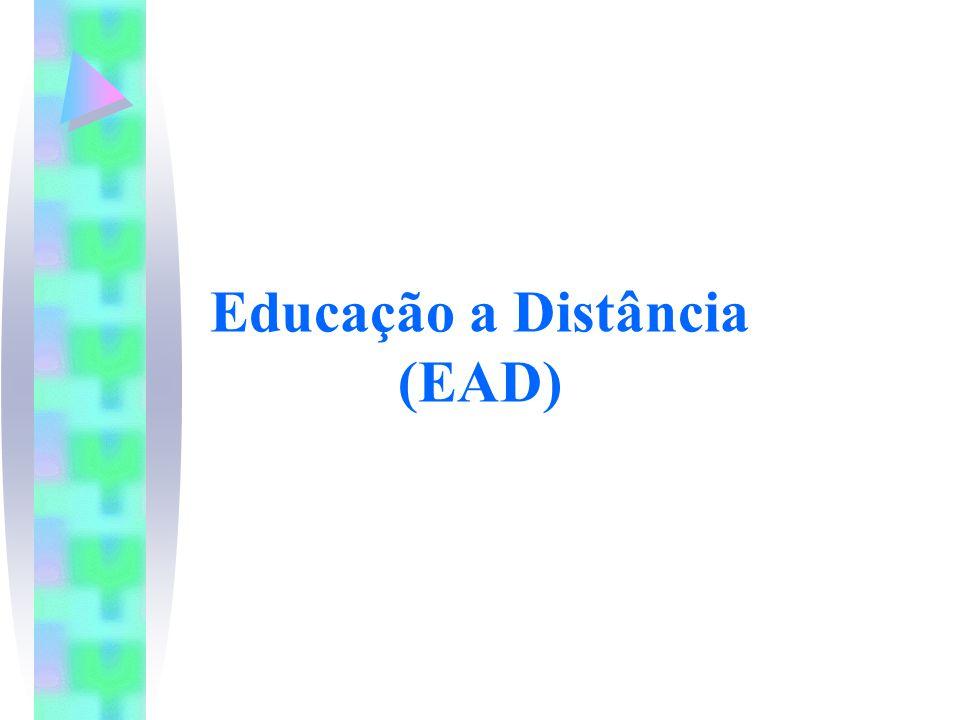Educação a Distância (EAD)