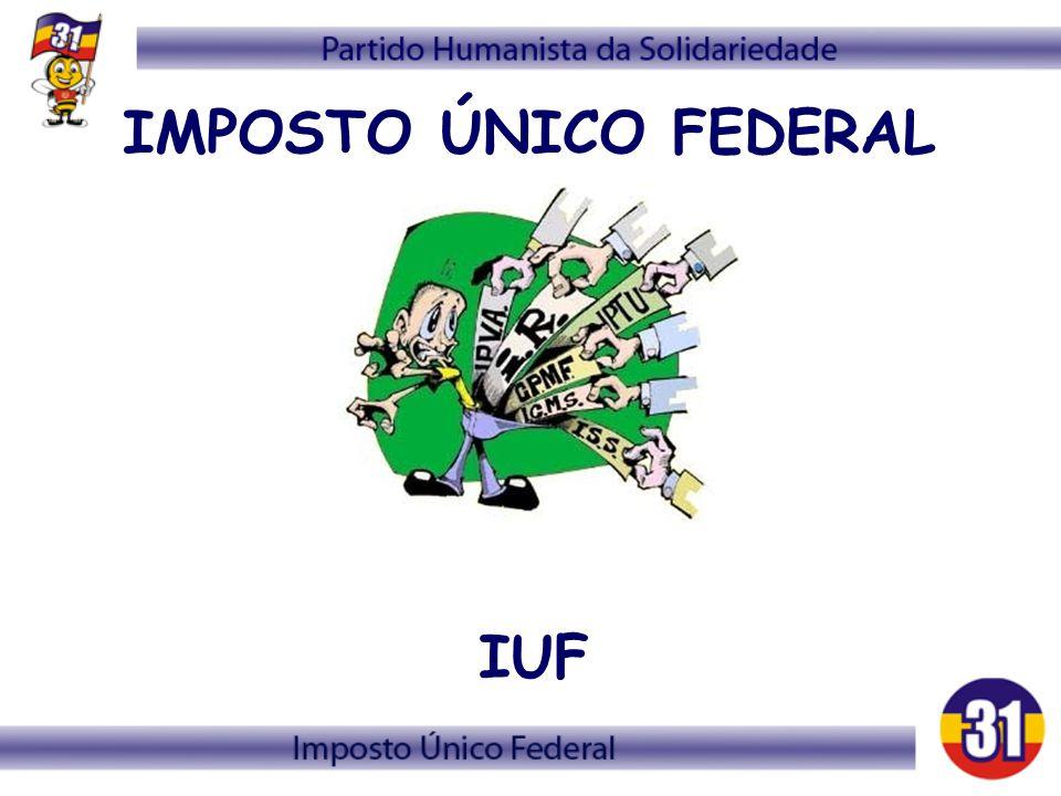 IMPOSTO ÚNICO FEDERAL IUF