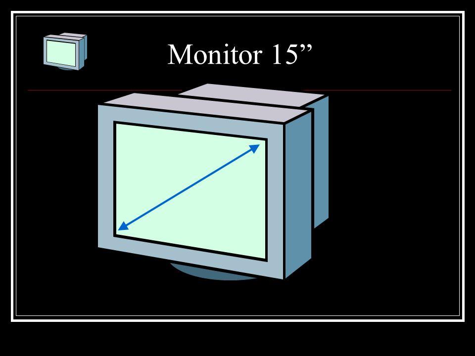 "Monitor 15"""