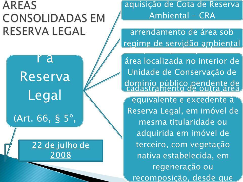 55 Compensa r a Reserva Legal (Art.