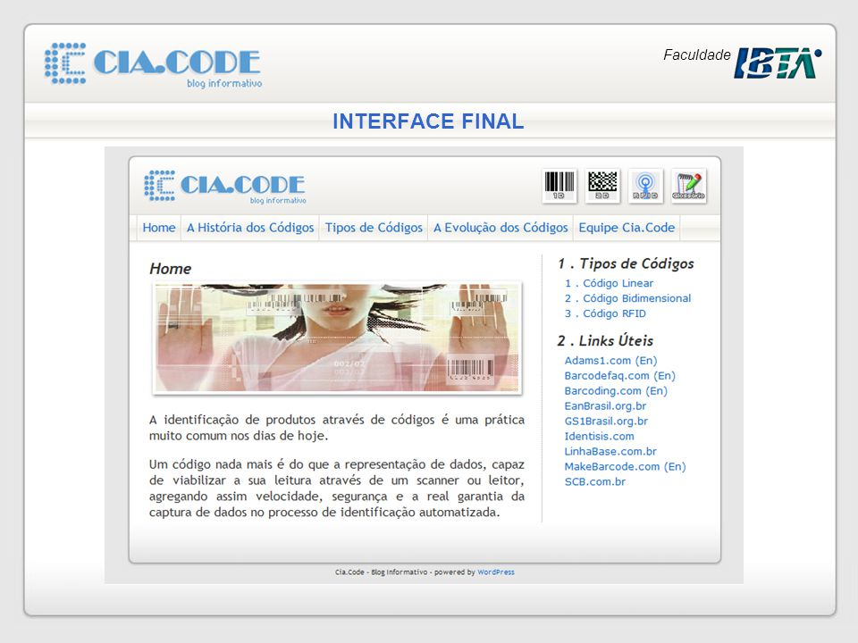 Faculdade INTERFACE FINAL