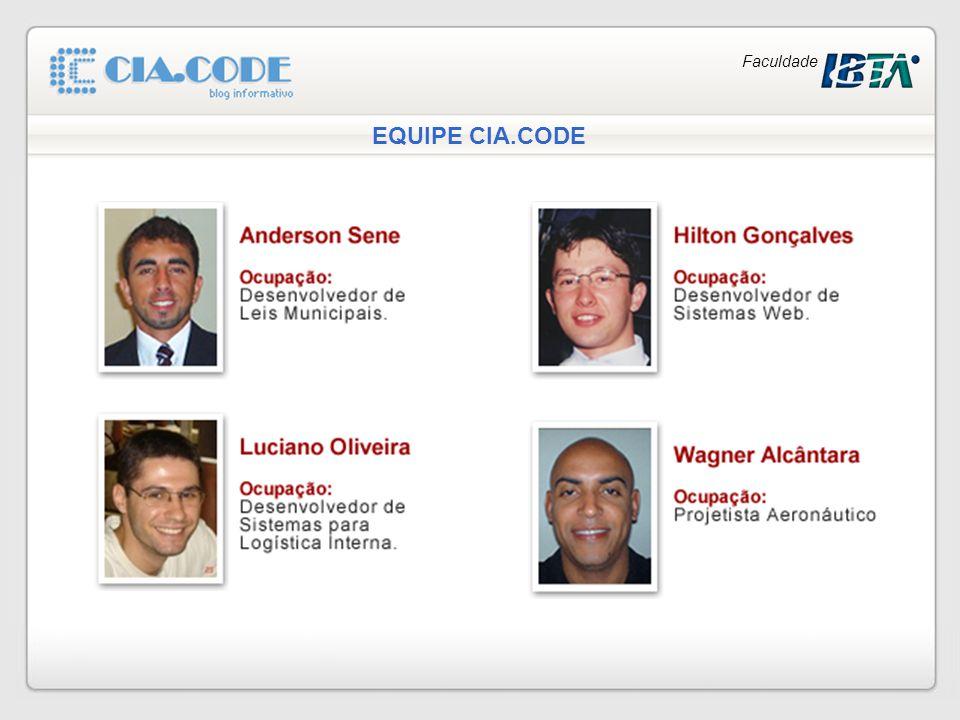 Faculdade EQUIPE CIA.CODE