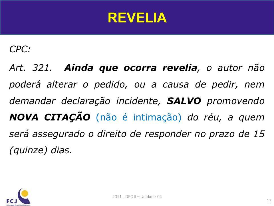 CPC: Art.321.