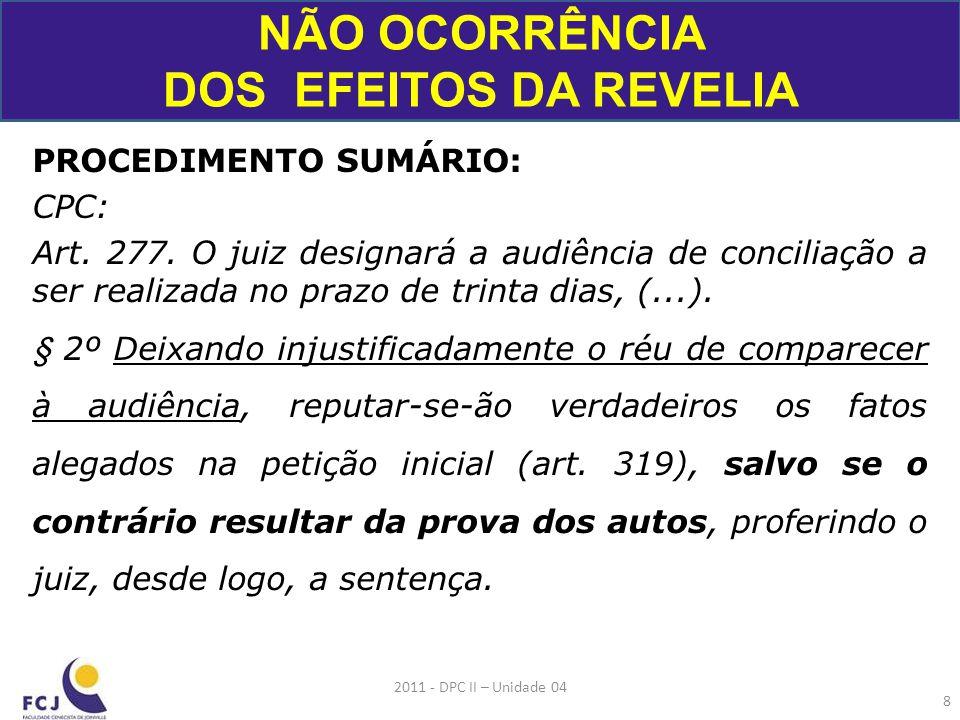 PROCEDIMENTO ORDINÁRIO: CPC: Art.320.