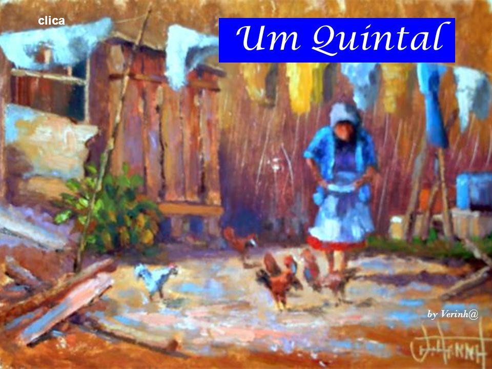 Um Quintal by Verinh@ clica