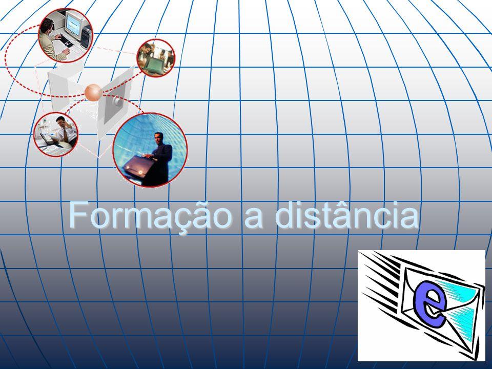 Formação a distância