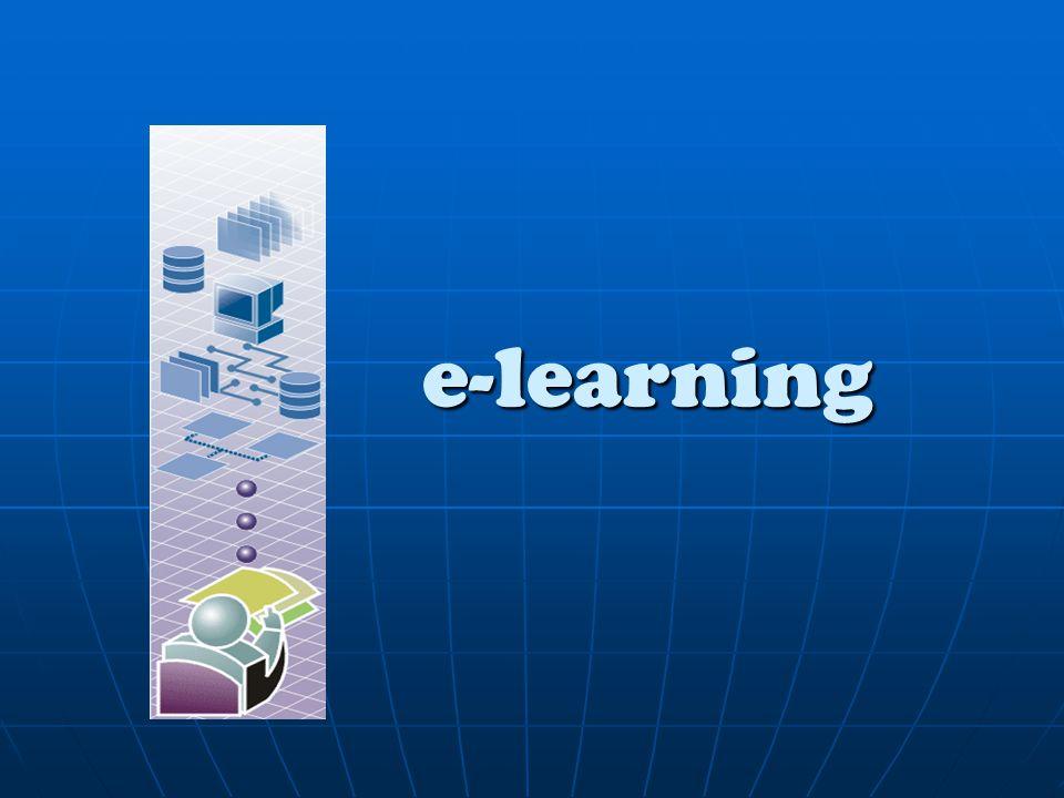 e-learning: Definição O e-learning é uma forma de ensino a distância, com base nas tecnologias de informação e comunicação; O e-learning é uma forma de ensino a distância, com base nas tecnologias de informação e comunicação; É um método que permite a difusão de conhecimento e desenvolvimento de competências, através de plataformas que utilizam a Internet ou uma intranet como veículo de comunicação entre formadores e formandos.