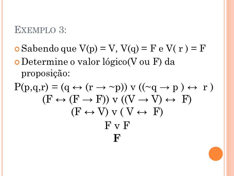 E XEMPLO 3: