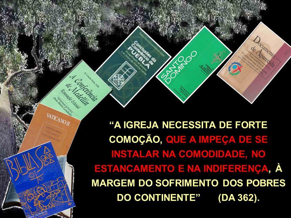 É formada de comunidades.A base das pequenas comunidade é a Palavra.