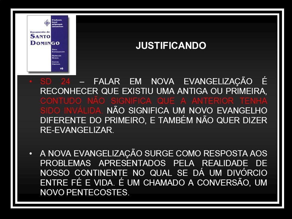 NOVA NO SEU ARDOR: O MELHOR EVANGELIZADOR É O SANTO, AQUELE QUE, NO ESPÍRITO SANTO, CONFORMOU A SUA VIDA À DE JESUS CRISTO, O PRIMEIRO EVANGELIZADOR.