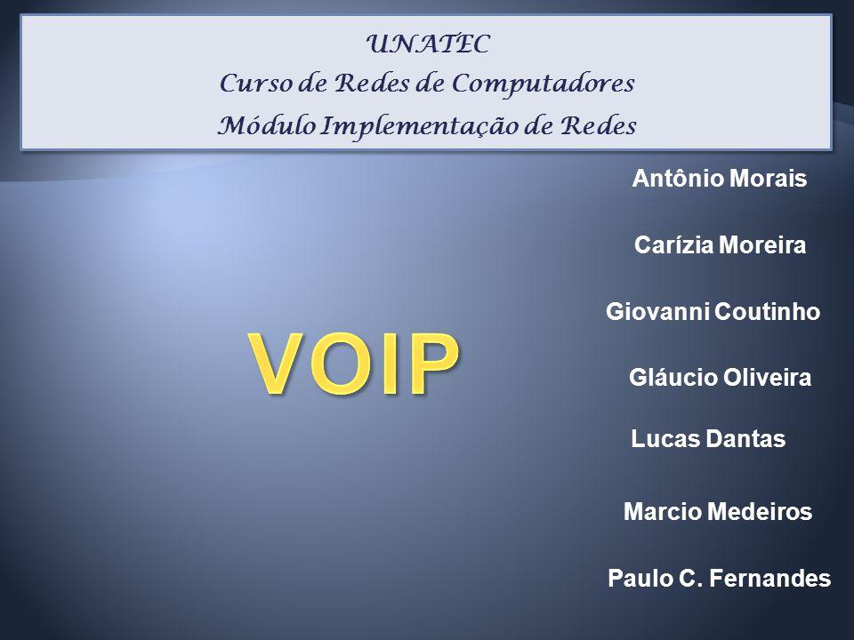 O VoIP erradicará a telefonia tradicional em O VoIP erradicará a telefonia tradicional em ambientes corporativos de pequeno e médio porte.
