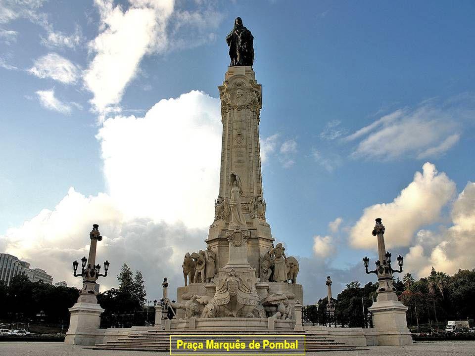 www.vitanoblepowerpoints.net Praça Marquês de Pombal