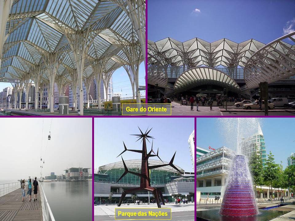 www.vitanoblepowerpoints.net Gare do Oriente Parque das Nações