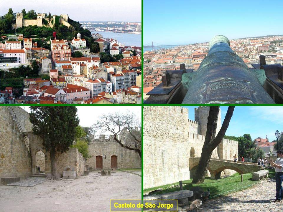 www.vitanoblepowerpoints.net Castelo de São Jorge