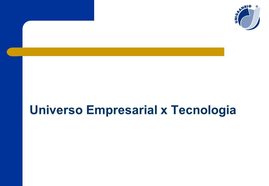 Universo Empresarial x Tecnologia