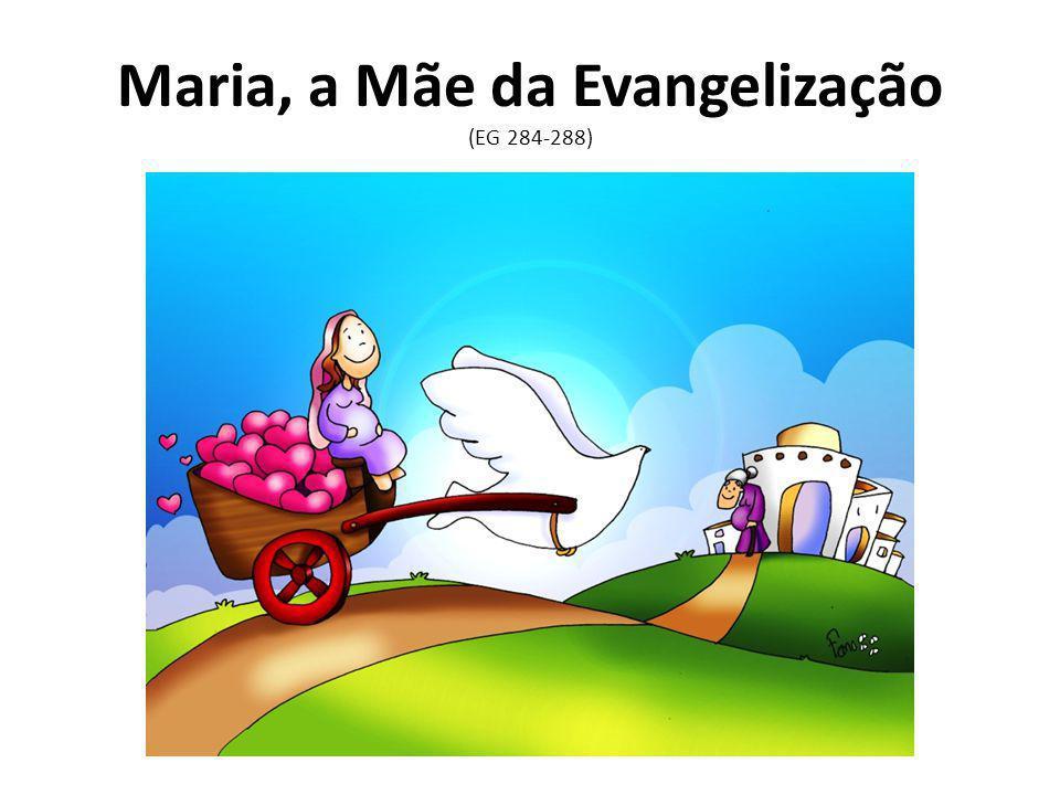 Maria, a Mãe da Evangelização (EG 284-288)