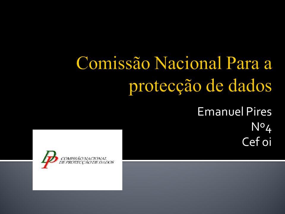 A Comissão Nacional de Protecção de Dados (CNPD) é uma entidade administrativa independente com poderes de autoridade, que funciona junto da Assembleia da República.
