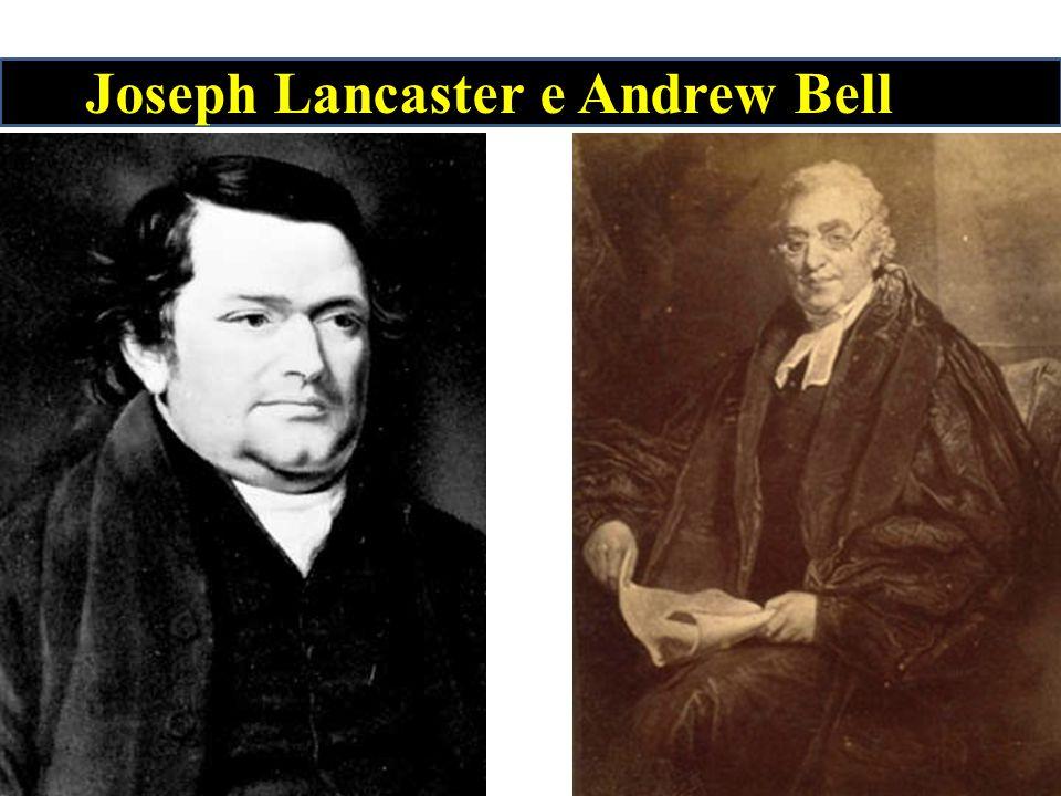 Joseph Lancaster e Andrew Bell