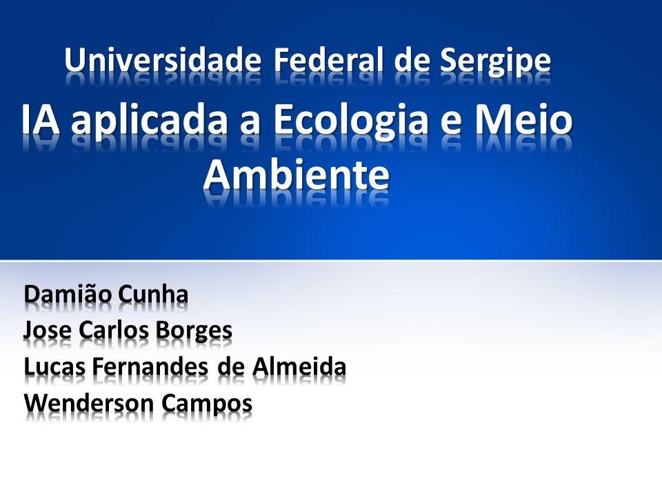 Introdução Modelagem da distribuição potencial de espécies Monitoramento da qualidade da água Prevenção de incêndios florestais