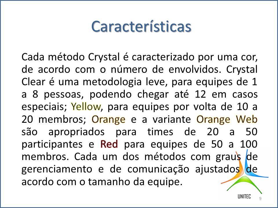 Características 9