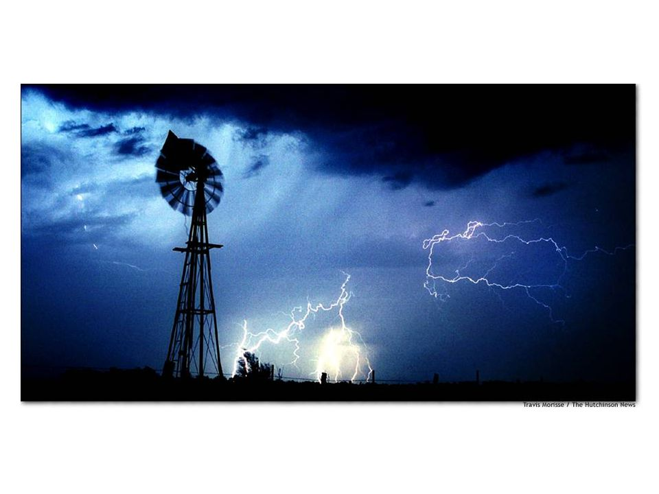 """Na maioria das vezes só prestamos atenção na Natureza quando ela se """"enfurece""""..."""