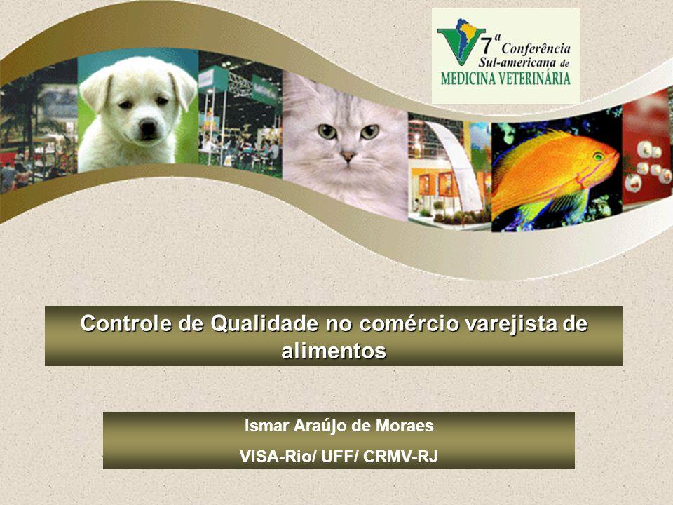 Quais são os instrumentos de controle ou aferição da qualidade disponíveis para o Comerciante .