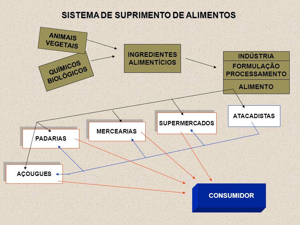 MERCEARIAS SUPERMERCADOS PADARIASAÇOUGUES PRINCIPAIS ESTABELECIMENTOS DO COMÉRCIO VAREJISTA DE ALIMENTOS