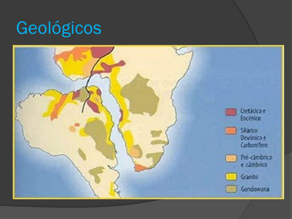 Geológicos