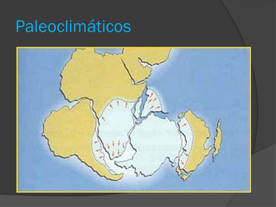 Paleoclimáticos