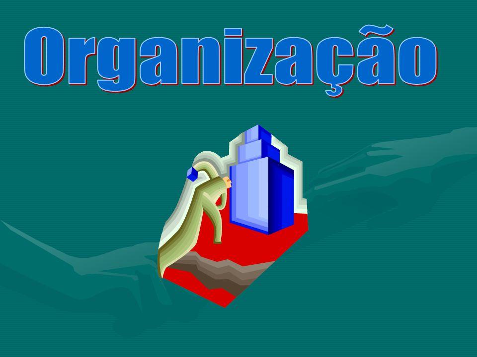 As organizações existem desde os faraós e os imperadores da antiga China.