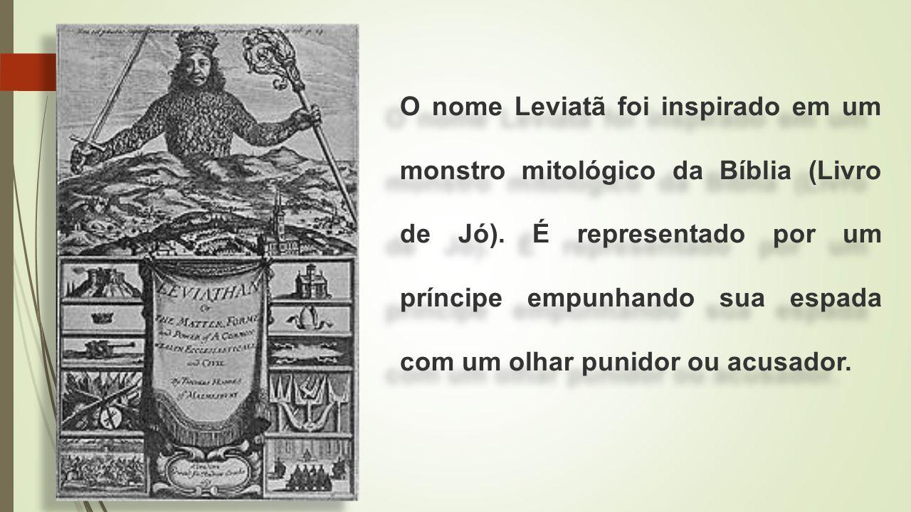 O nome Leviatã foi inspirado em um monstro mitológico da Bíblia (Livro de Jó). É representado por um príncipe empunhando sua espada com um olhar punid