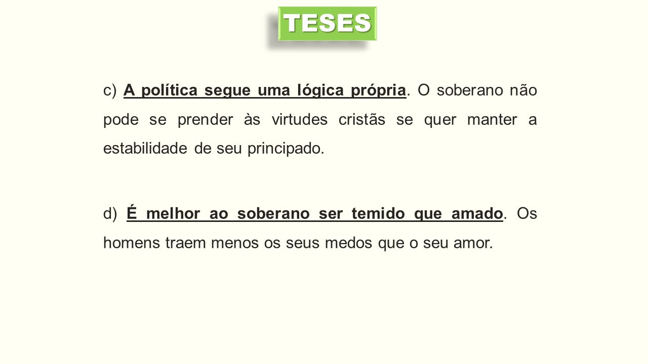  Realismo político.