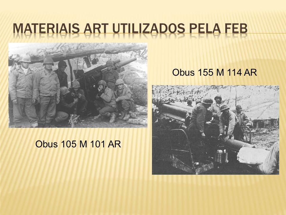 Obus 105 M 101 AR Obus 155 M 114 AR