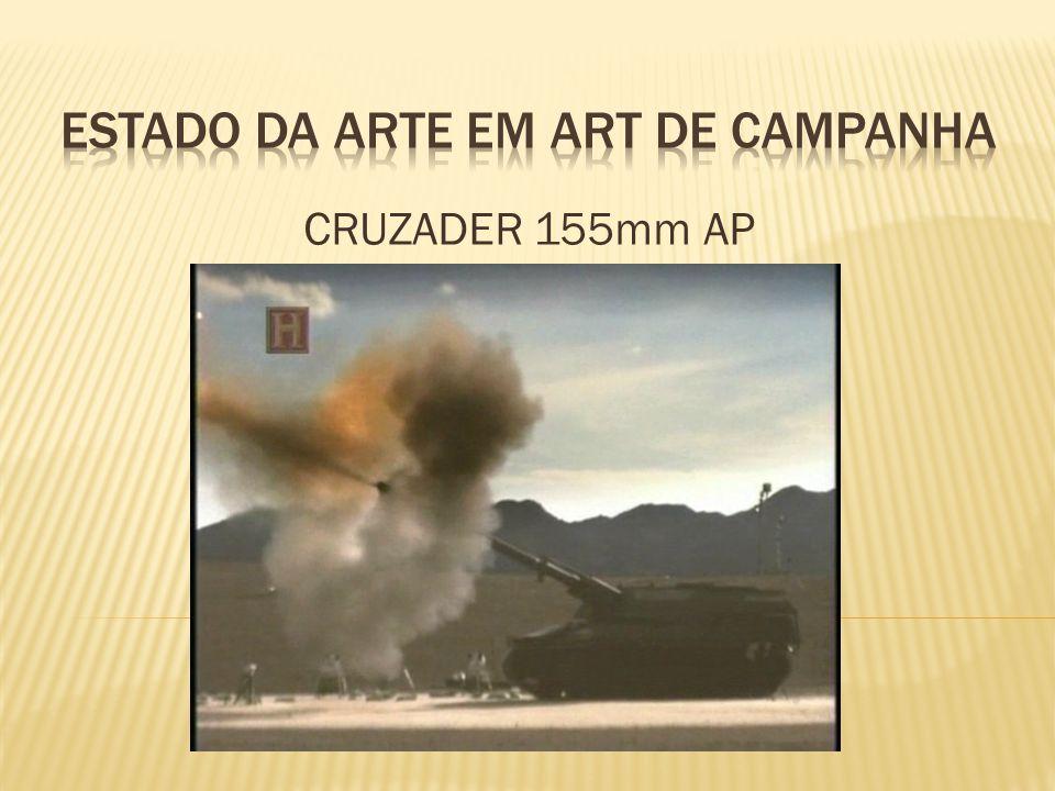 CRUZADER 155mm AP