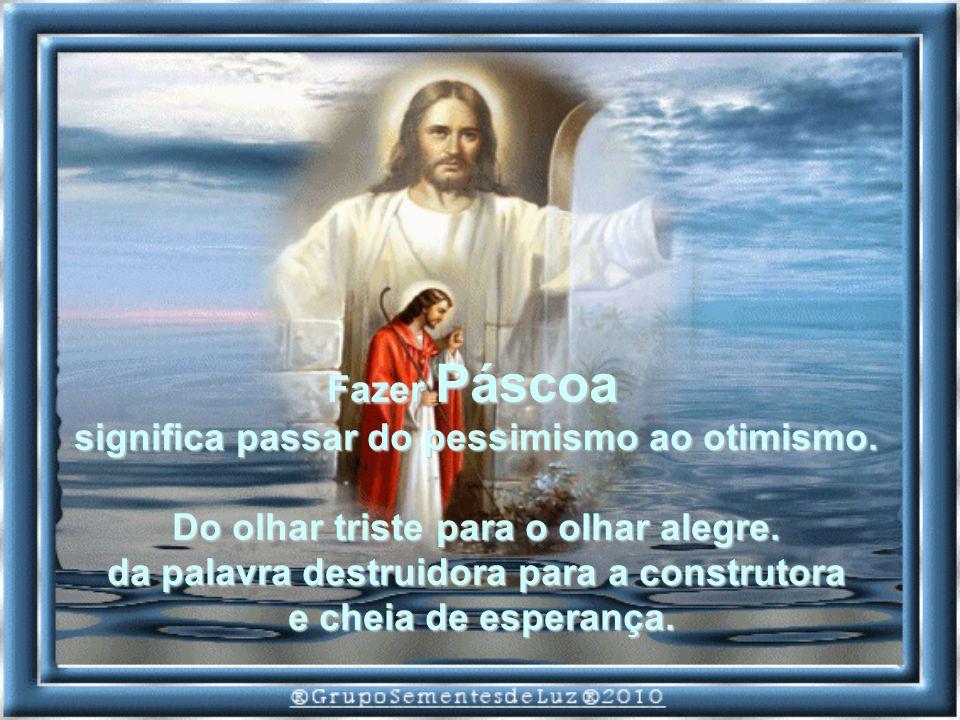 Ressurreição, grito de Cristo ressuscitado. Deus que é vida e que nos chama para a vida. Vida que não acabará jamais.