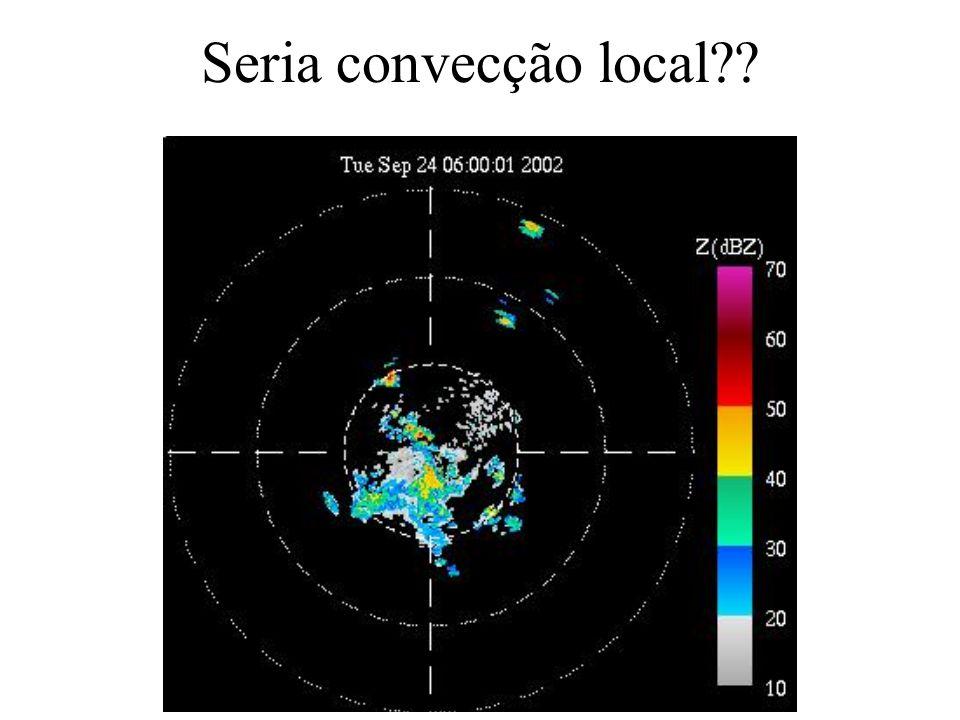 Seria convecção local