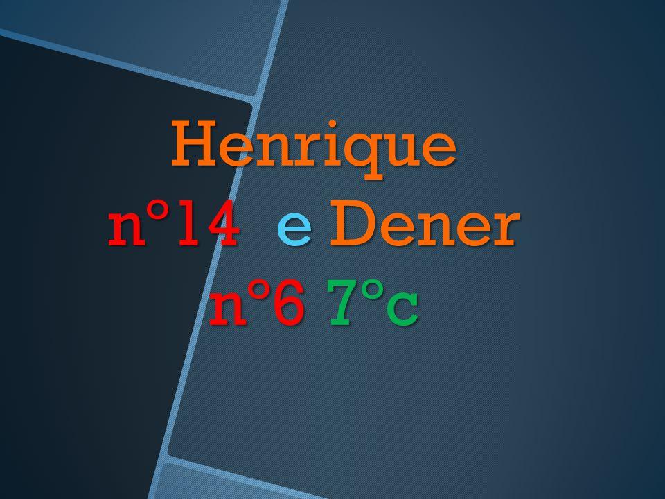 Henrique nº14 e Dener nº6 7ºc