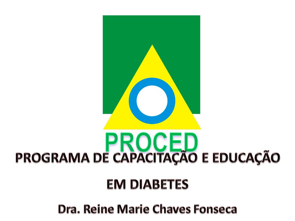 Diabetes Capacity Building and Community Awareness Project for Brazilian States and Portuguese Speaking Countries The Project – Module 3 and 4 Partners ( Financial Resources ) –World Diabetes Foundation –PAHO –Ministry of Health - Brazil –Bahia Health Secretariat / SESAB / Bahia Government