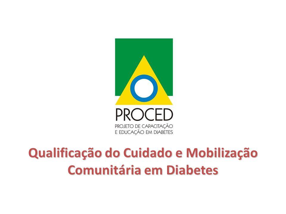 Qualificação do Cuidado e Mobilização Comunitária em Diabetes