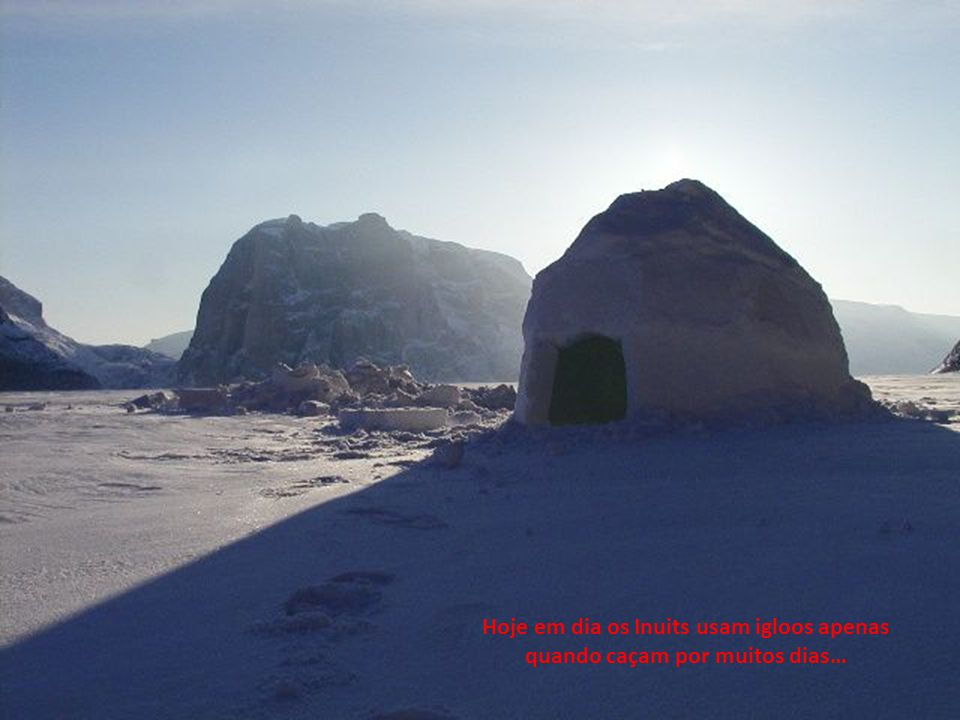 Artesanato Inuit