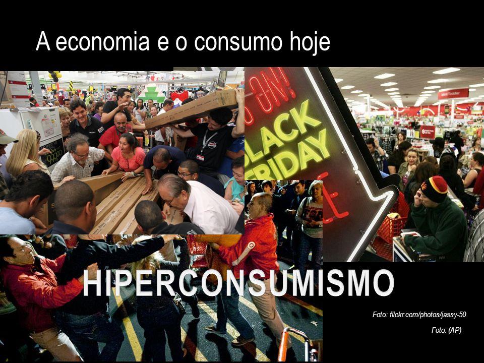 A economia e o consumo hoje Foto: flickr.com/photos/jassy-50 Foto: (AP)