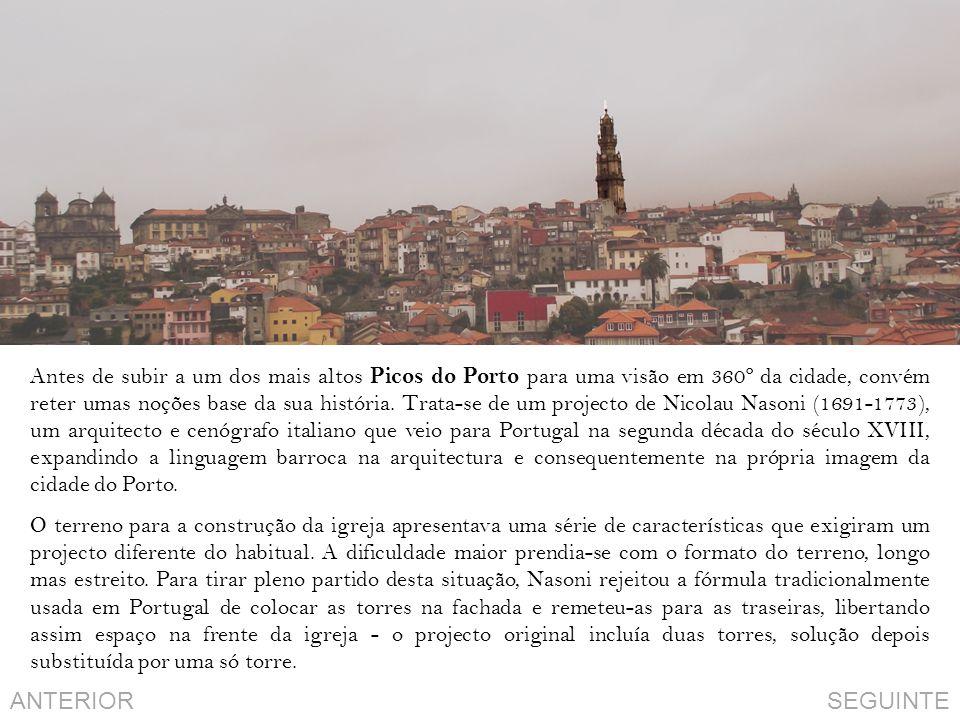 Antes de subir a um dos mais altos Picos do Porto para uma visão em 360º da cidade, convém reter umas noções base da sua história.