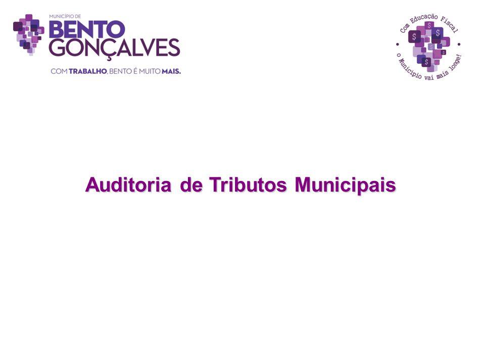 Auditoria de Tributos Municipais
