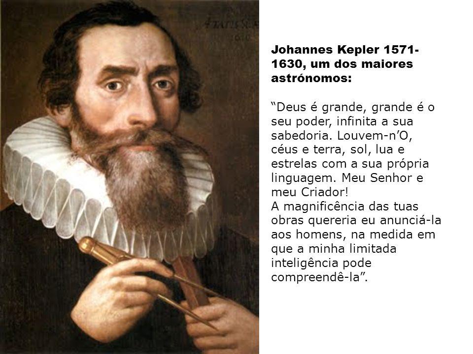 Secchi (1803- 1895), célebre astrónomo: Da contemplação do céu a Deus, há um trecho curto .