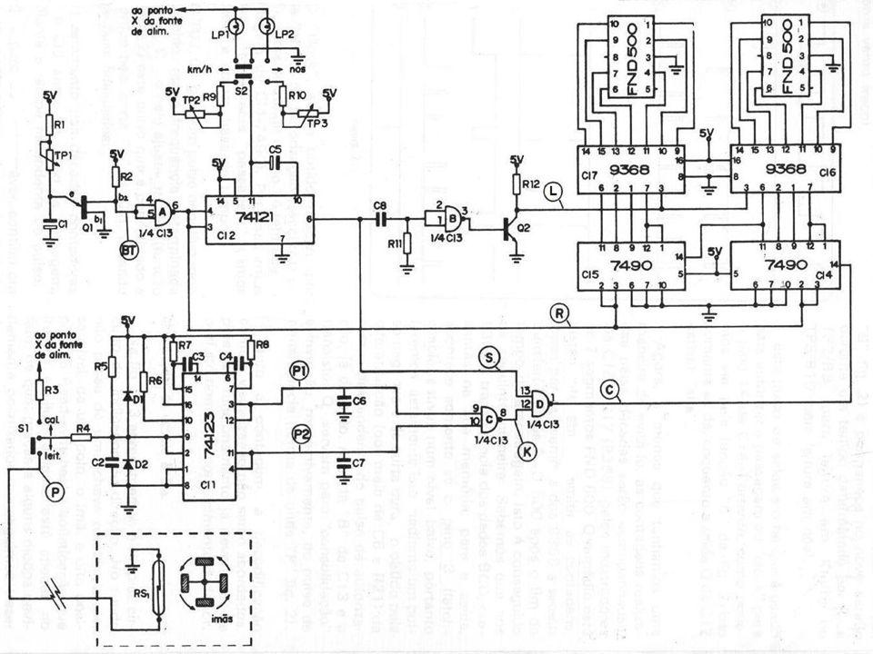  Revista Saber Eletrônica nº 50. Editora Saber LTDA, Agosto 1976.