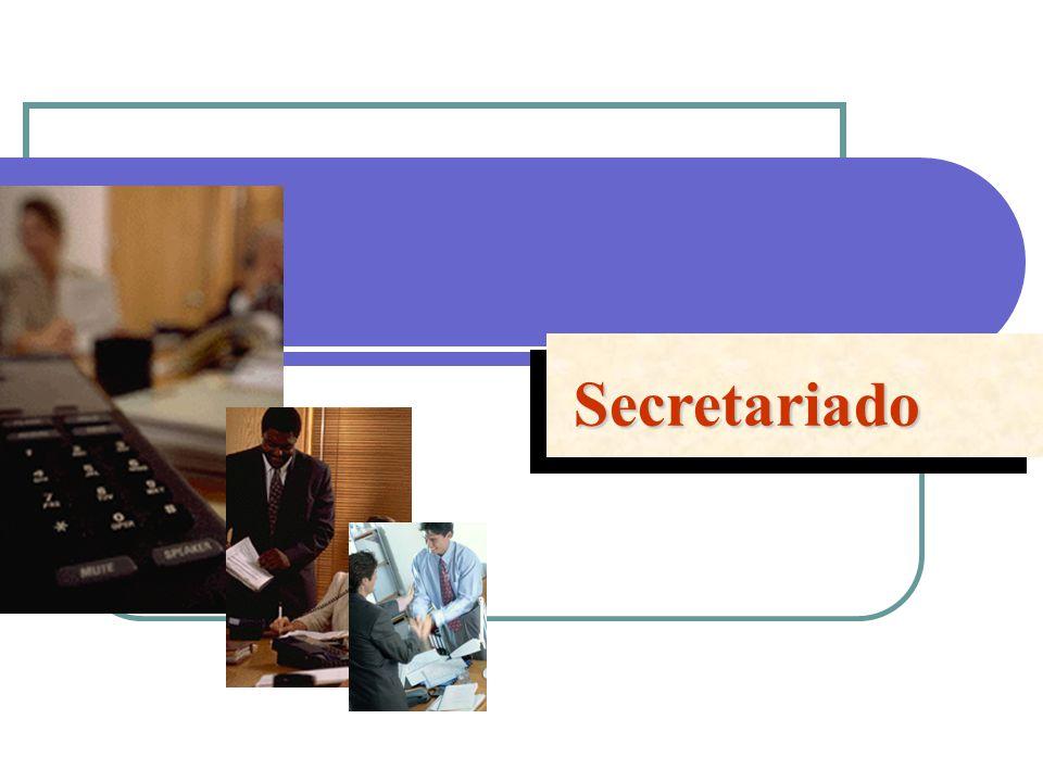 PERFIL DA SECRETÁRIA ANTES DA INFORMATIZAÇÃO Máquina de trabalho Executar técnicas secretariais ( planejar, organizar arquivos, agendas, viagens, reuniões etc ) APÓS A INFORMATIZAÇÃO Ser comunicativa Produtiva Apresentar trabalho com qualidade