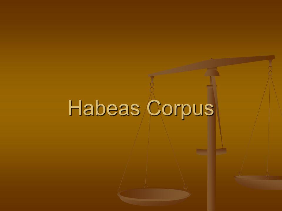 PREVISÃO CONSTITUCIONAL A Constituição Federal de 1988 trouxe o instituto do Habeas Corpus em seu artigo 5º, no rol de Direitos e Garantias Fundamentais.